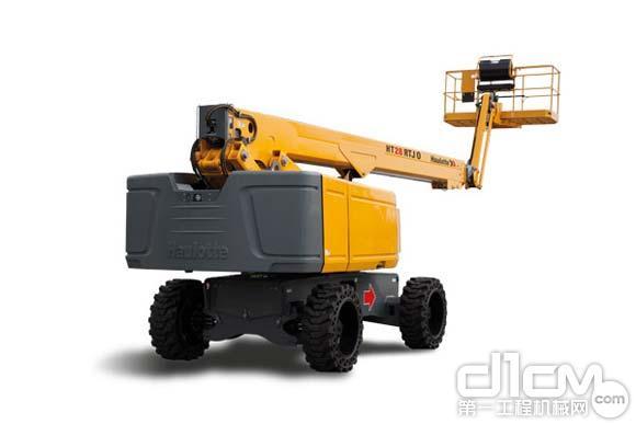 耐用、智能化极高 欧历胜HT28伸缩臂高空作业平台导购