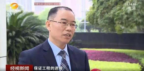 中联重科履带起重机总设计师黎伟福