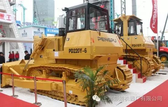 上海彭浦推土机