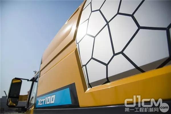 高端市场新突破 徐工G一代XCT40U汽车起重机完成美国首吊