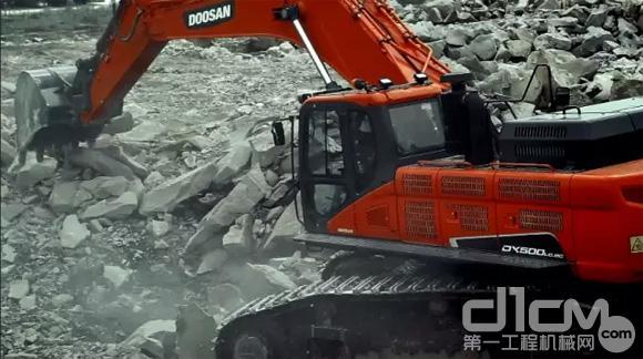 DX500LC-9C/DX520LC-9C