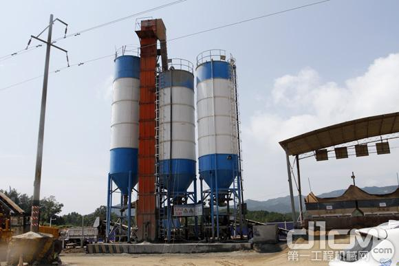 徐工稳定土厂拌设备(XC600)