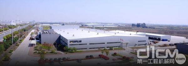 卡特彼勒(吴江)有限公司成立于2011年7月,生产300系列小型液压挖掘机供应中国市场和全球市场。
