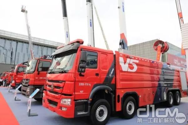 徐工V5系列消防车