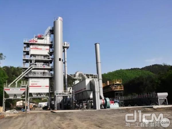 中交西筑SG3000环保智能搅拌设备
