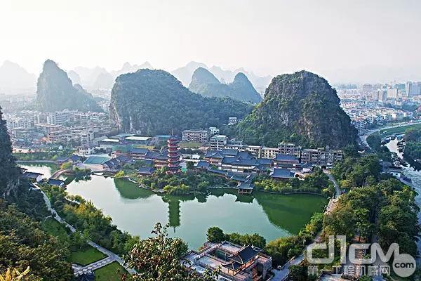 广西省桂林风景