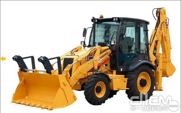 CLG777A 挖掘装载机