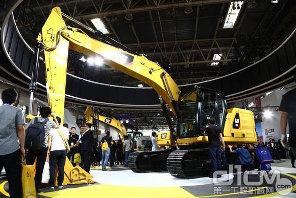 新一代Cat®320挖掘机正式发布 油耗同比降低20%