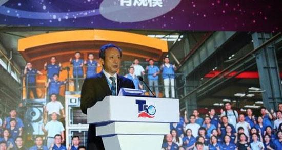 王民董事长:工程机械企业的战略机遇在于创新驱动