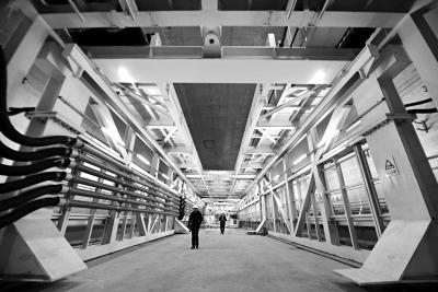 京张高铁清华园隧道