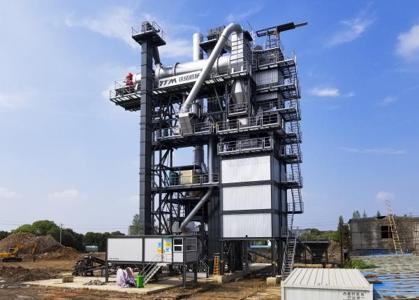 铁拓机械TS3015沥青厂拌热再生设备