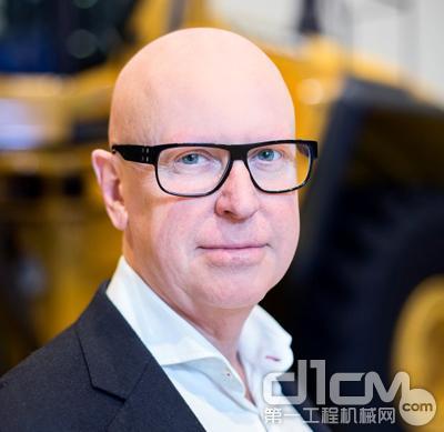 沃尔沃建筑设备投资(中国)有限公司董事长梁安德(Anders P. Larsson)