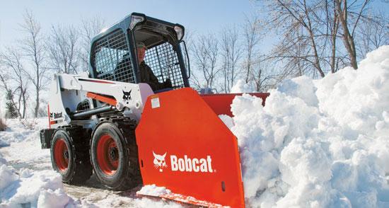 小雪时节话清雪:山猫除雪手段多
