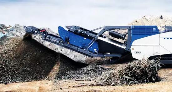 维特根:再生骨料混凝土成为新技术