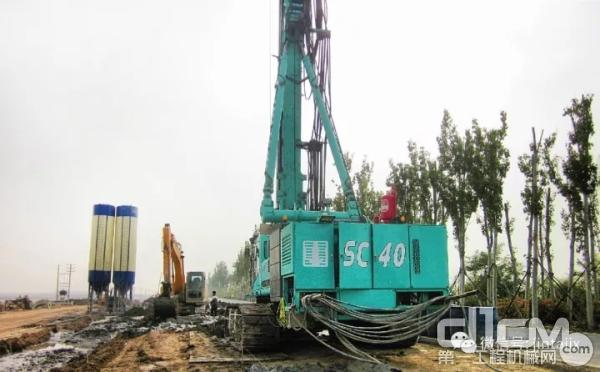 上海金泰旋挖钻机