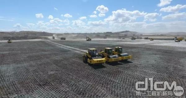宝马格设备助力伊斯坦布尔机场建设