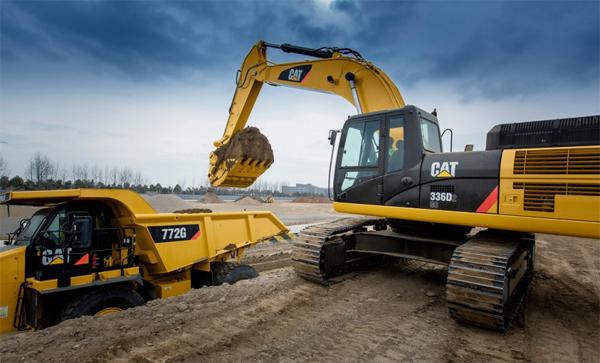 2017年11月挖掘机销量持续升高