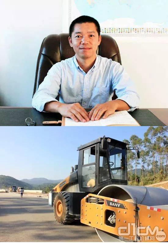 邹思党,从业经验:12年路面租赁经验,设备台数:27台路面设备