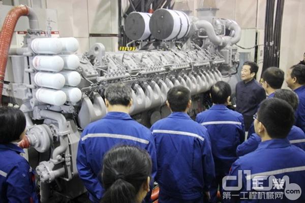 大国重器 玉柴YC20VC高速柴油机成功点火