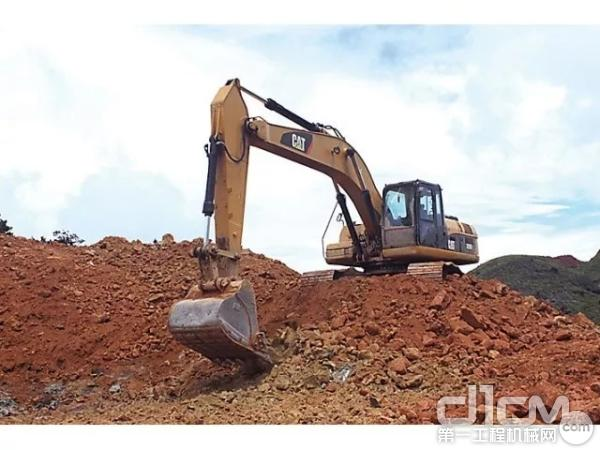 Cat®320挖掘机