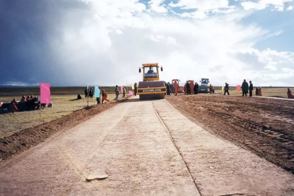 青藏铁路工程