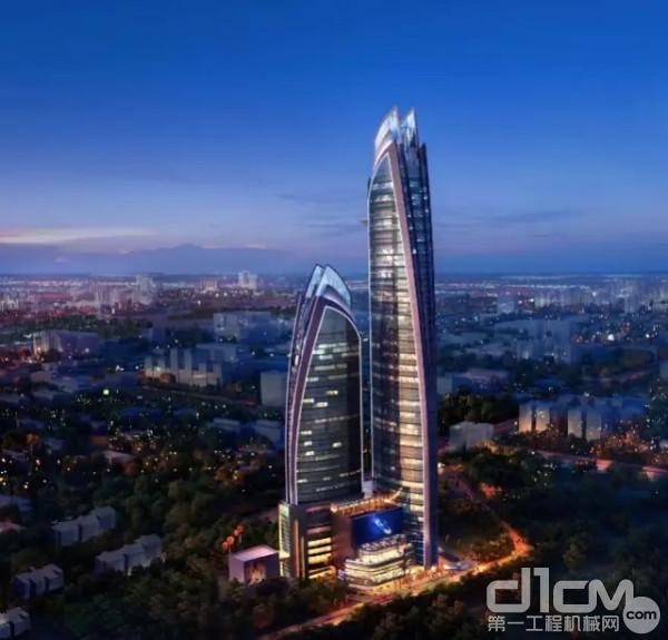 非洲最高楼项目