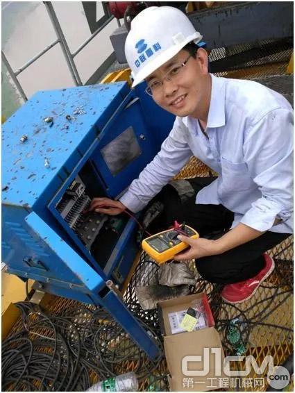 中联服务工程师诠释服务