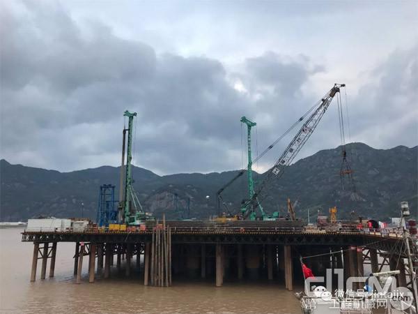 温州七都大桥工程项目