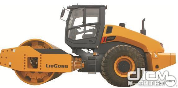 柳工CLG6630E压路机