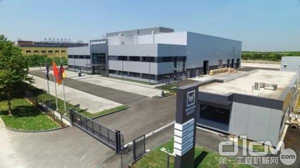 维特根中国太仓新工厂