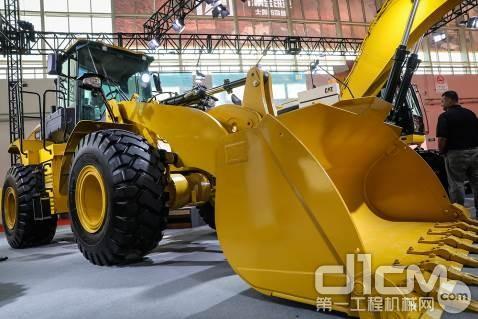 Cat®(卡特)950 GC轮式装载机