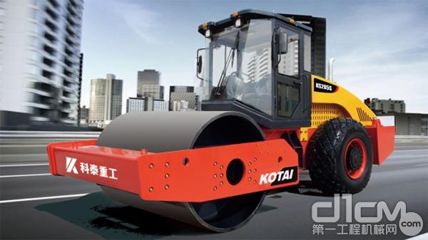 科泰重工全年销量同期增长61.4%