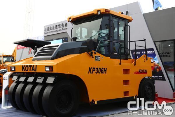 KD148HF双钢轮压路机