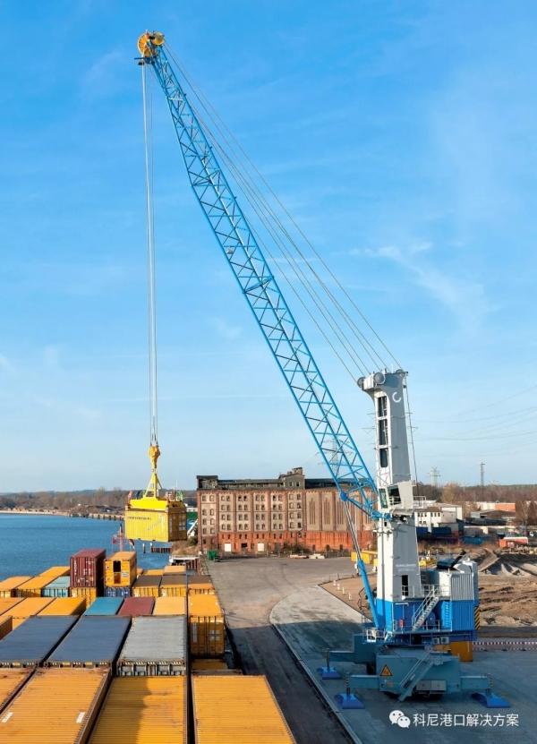 科尼GOTTWALD移动式港口起重机