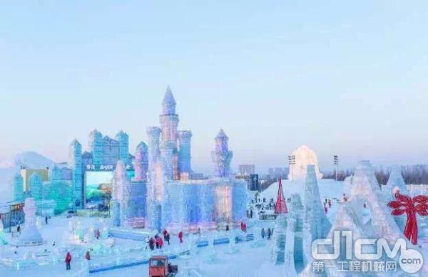 冰雪百花园奇幻大世界