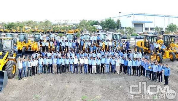 柳工印度制造十年 实现跨越式发展!