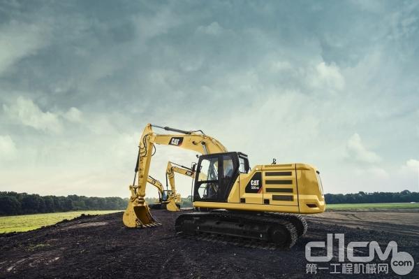新一代Cat液压挖掘机全面登陆中国市场