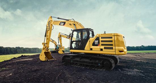 现已发售!新一代Cat®液压挖掘机全面登陆中国市场