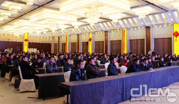 科泰重工新品新技术推介会在郑州隆重召开