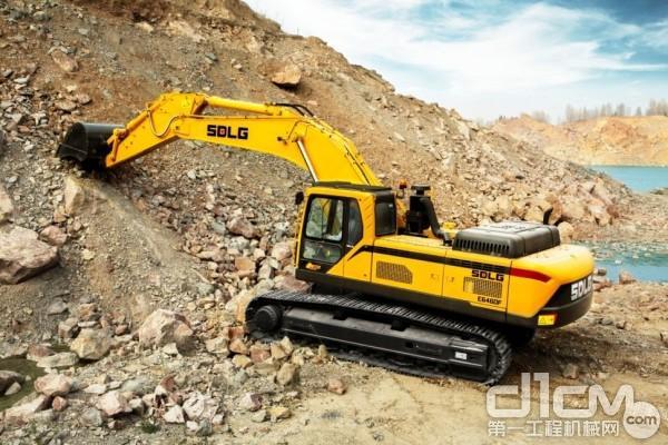 山东临工E6460F挖掘机