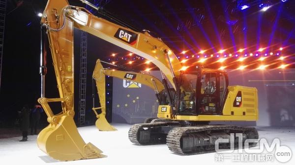 新一代Cat 320<a href=http://product.d1cm.com/wajueji/ target=_blank>挖掘机</a>登陆中国市场