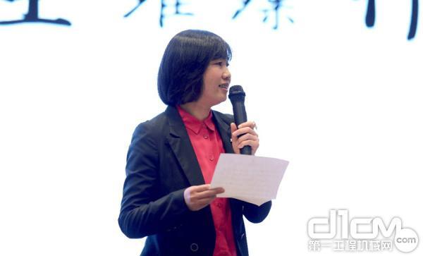 首席运营官王岚女士