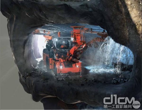 隧道掘进台车