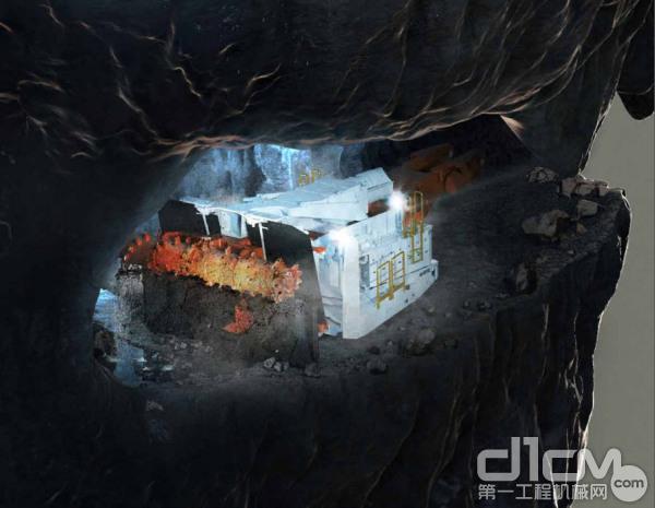 煤矿用机械截割设备