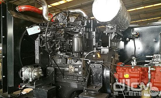 进口康明斯发动机