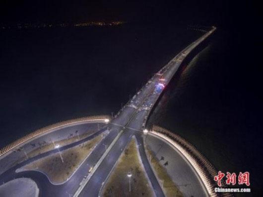 世界最大断面公路隧道