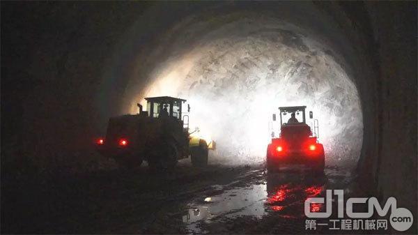 隧道施工 困难重重