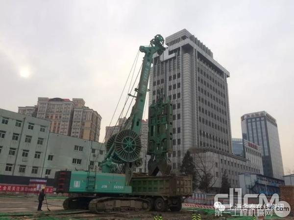 【房建项目】北京通州杨坨村回迁房地下空间开发工程
