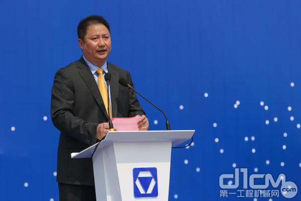徐州市副市长徐东海致辞