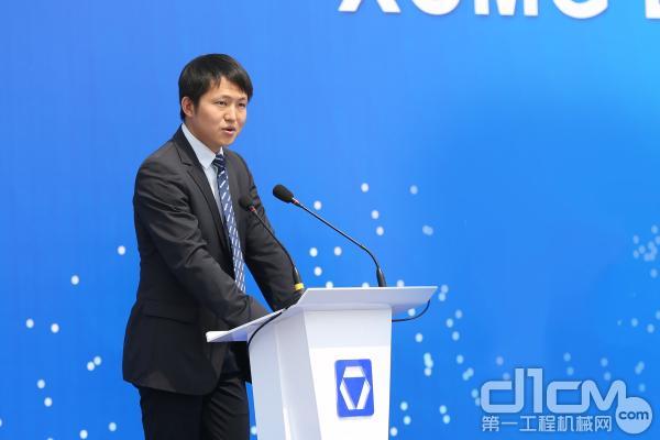 西藏巨龙铜业有限公司执行董事万昊鹏致辞